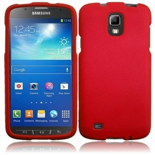 BasAcc Red Case for Samsung Galaxy S4 Active i537