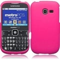 BasAcc Hot Pink Case for Samsung Freeform 5 R480C
