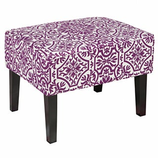 angelo:HOME Brighton Hill Provence Purple Small Bench
