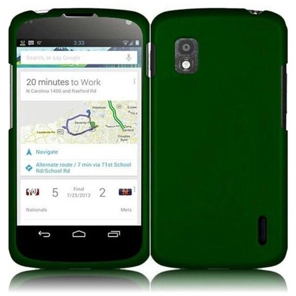 BasAcc Dark Green Case for LG Nexus 4 E960