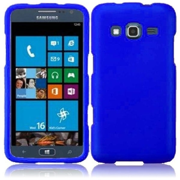 INSTEN Blue Phone Case Cover for Samsung ATIV S Neo i800