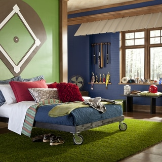 Indoor/Outdoor Artificial Turf Grass Rug (5' x 8')