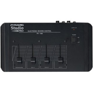 Pyramid PR1900 Studio Pro Series EQ / Mixer with Inputs (Refurbished)