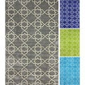 nuLOOM Handmade Marrakesh Lattice Trellis Rug (5' x 8')