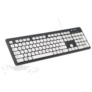 Logitech Washable USB Keyboard K310 (Refurbished)
