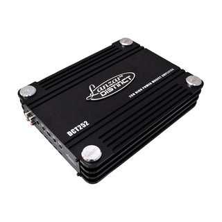Lanzar DCT252 3000 Watt 2 Channel Full FET Class AB Amplifier (Refurbished)