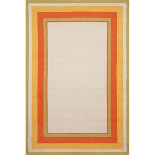 "Multi Frame Outdoor Rug (42""X66"")"