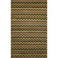 "Winding Stripe Indoor Rug (42""X66"")"