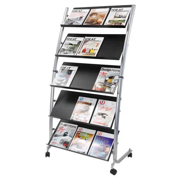 Alba 5-level Mobile Literature Display