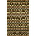 Winding Stripe Indoor Rug (8'X10')