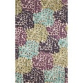Grand Flowers Indoor Rug (8'X10')