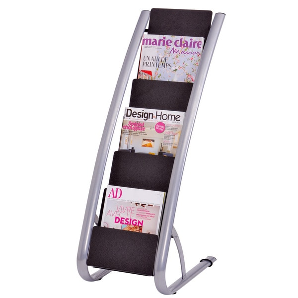 Alba 6-level Floor Literature Display