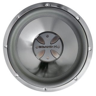 BrandX L1222D 12'' High Efficency 800 Watt Subwoofer