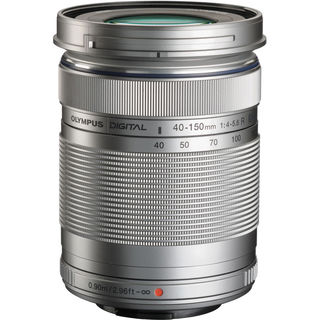 Olympus M Zuiko Digital ED 40-150mm R Lens for Micro Four Thirds (New Non Retail Packaging)