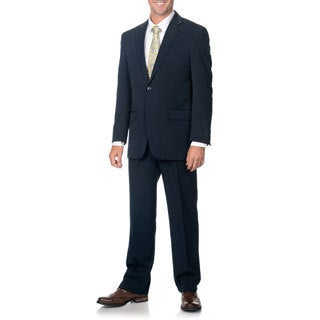 Adolfo Slim Navy Suit Separate Jacket