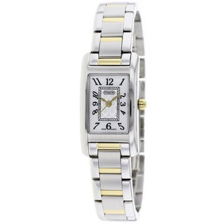 Coach Women's 'Lexie' Stainless Steel Two-Tone Watch