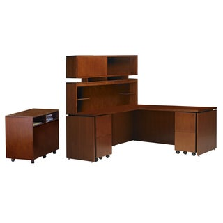 Mayline 6-piece Desk Suite