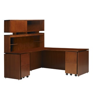 Mayline 5-piece Desk Suite