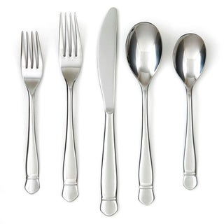 Cambridge Silversmiths 'Paloma Mirror' 45-piece Flatware Set