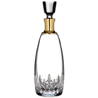 Waterford Lismore Essence Gold Decanter