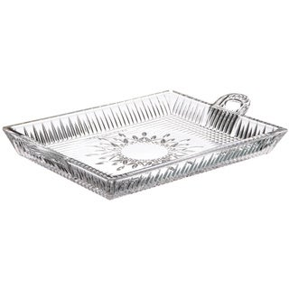 Waterford Lismore 12-inch Diamond Square Serving Tray