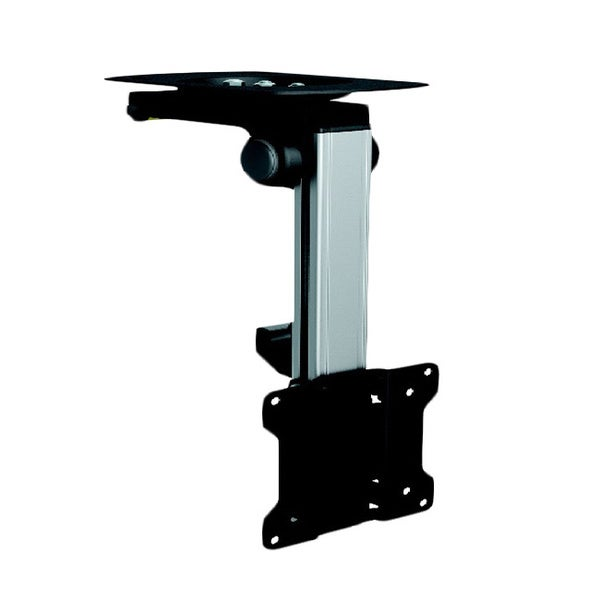 Mount-It! LCD Tilt Swivel Under Cabinet Mount for 13 to 27-inches TV