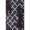 nuLOOM Handmade Abstract Moroccan Lattice Trellis Vintage-style Rug (7'6 x 9'6)
