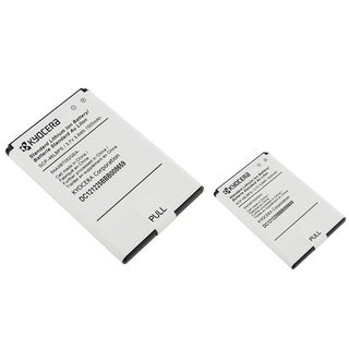 INSTEN Kyocera Hydro C5170/ Rise C5155/ C5156 Battery SCP-46LBPS A (Pack of 2)
