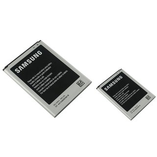 Samsung Rechargeable Standard OEM Battery EB-L1K6ILA for Samsung Galaxy S Relay 4G T699 (Pack of 2)