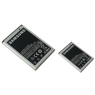 Samsung Rechargeable Standard OEM Battery EB504465VA for Samsung M910 Intercept/ R880 (Pack of 2)