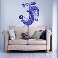 'Om' Symbol Vinyl Wall Decal