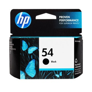 HP 54 Black Ink Cartridge