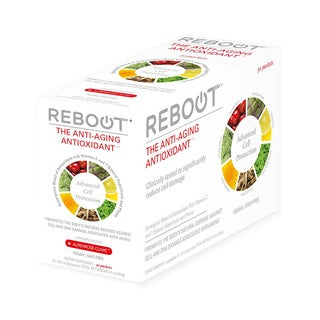 REBOOTizer Anti-Aging Antioxidant Recovery Supplement (30 Powder Packets)