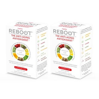 REBOOTizer Anti-Aging Antioxidant Recovery Supplement (12 Powder Packets)