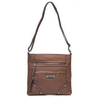 Franco Sarto Large Leather Crossbody Dixon Bag