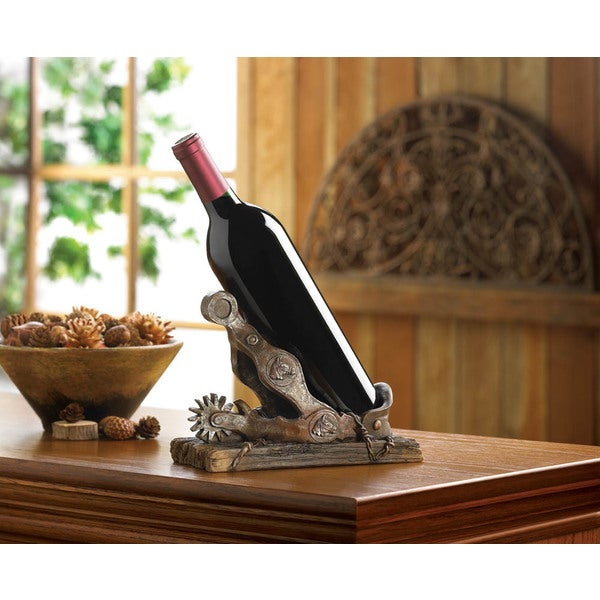 Spur Wine Bottle Holder