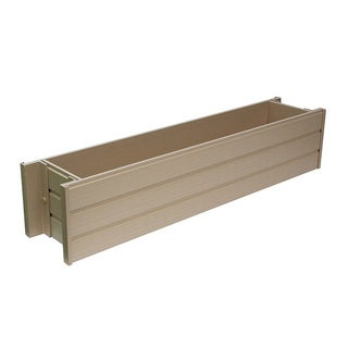EcoChoice 30-inch Rectangle Window Box