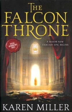 The Falcon Throne (Hardcover)