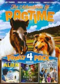4-Movie Family Pack: Vol. 3 (DVD)