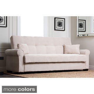 Abbyson Living Amy Fabric Sleeper Sofa Bed