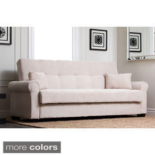 Abbyson Living Monte Carlo Fabric Sleeper Sofa Bed