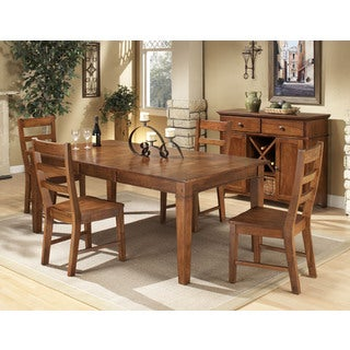 Intercon Scottsdale Solid Rubberwood 5-piece Dinette Set