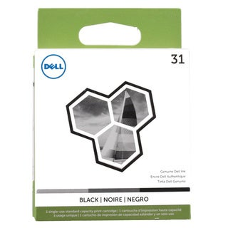 Dell 31 Black Ink Cartridge