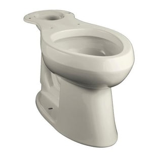 Kohler K-4199 Highline Comfort Height Elongated Toilet Bowl