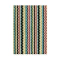 Alliyah Handmade Multicolored Wool Rug (5' x 8')