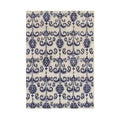 Alliyah Handmade Cream Wool Rug (8' x 10')