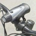 SpareHand  2-in-1 Bike Light / Flashlight (3 LED)