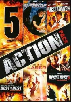 5-Movie Action Pack: Vol. 6 (DVD)