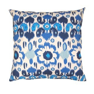 Rio Arctic Blue 20-inch Down Fill Accent Pillow
