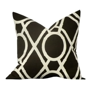Chocolate Bamboo Down Fill Pillow